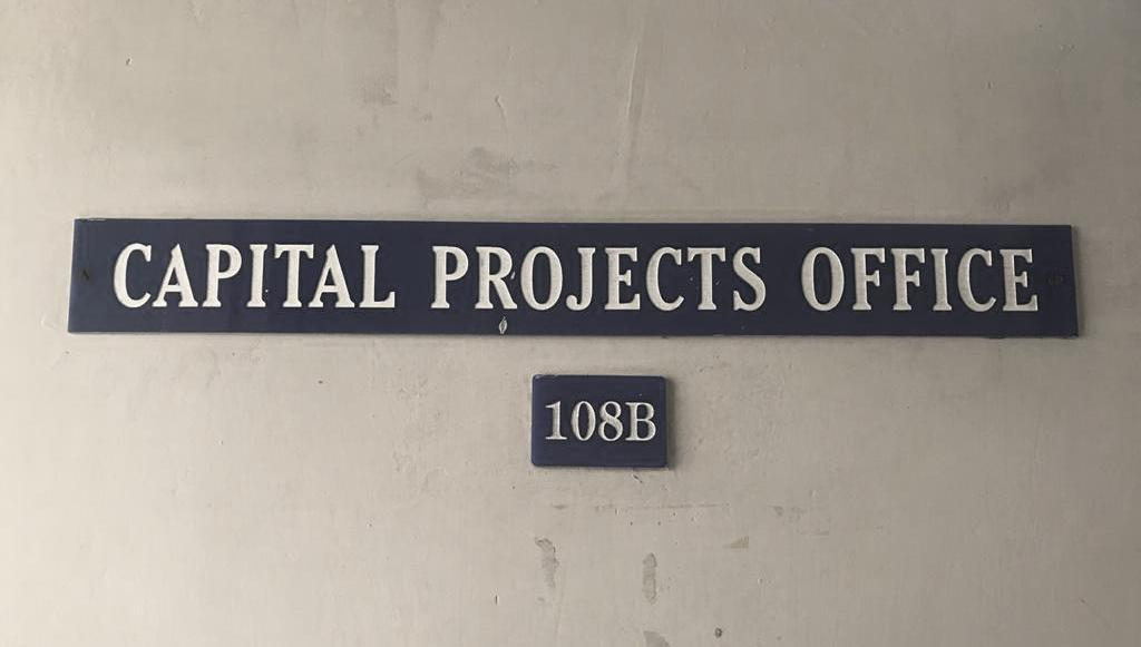 Capital Projects Office Gandhi Wing