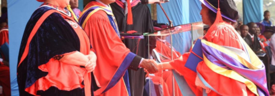 UNIVERSITY OF NAIROBI'S 63RD GRADUATION TO BE HELD VIRTUALY