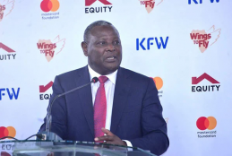 Equity Bank CEO James Mwangi. PHOTO | FILE | NATION MEDIA GROUP